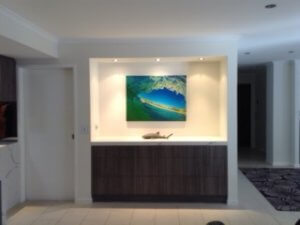 All ABout Kitchens Sunshine Coast talastone wall unit