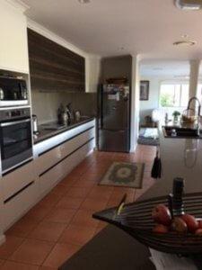 Warm Inclusive Kitchen Design - Mooloolaba