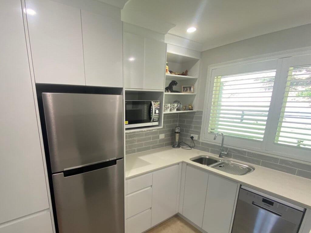 Custom Kitchen Reno Didillibah - Sunshine Coast