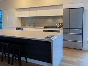 Mount Coolum New Cabinet Install