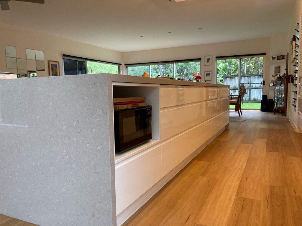 Mount Coolum New Cabinet Install - Sunshine Coast